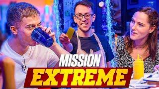 MISSION EXTRÊME pendant un REPAS ! (faut pas se faire cramer mdrrr)