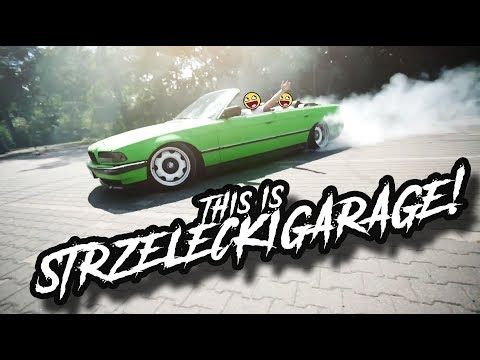 THIS IS STRZELECKIGARAGE!