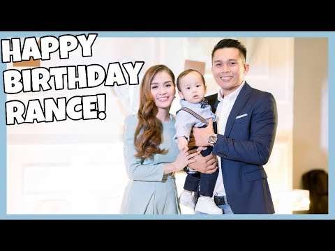 Vlog #91 1ST BIRTHDAY CELEBRATION!!!