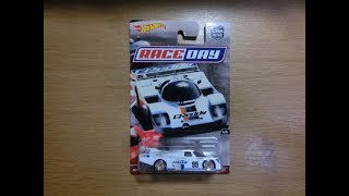 Hot Wheels CarCulture RaceDay Porsche 962