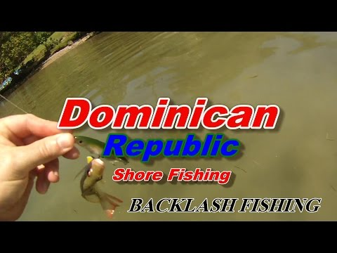 Dominican Republic Shore Fishing