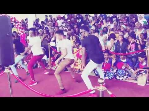 5ETOILES Lycée de chirongui Dance