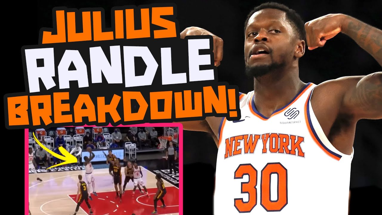 Why Julius Randle is Having a MONSTER Season!