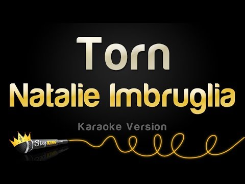 Natalie Imbruglia - Torn (Karaoke Version)
