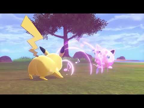 Get Pikachu with Sing in #PokemonSwordShield | #Pokemon25