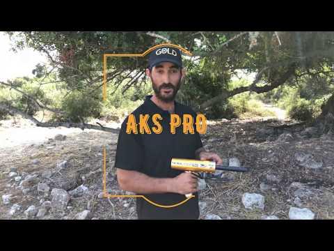 THE REAL GOLD AKS PRO | Original Or Fake ? - AKS Detectors