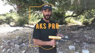 THE REAL GOLD AKS PRO   Original or Fake ? - AKS Detectors YouTube Videos