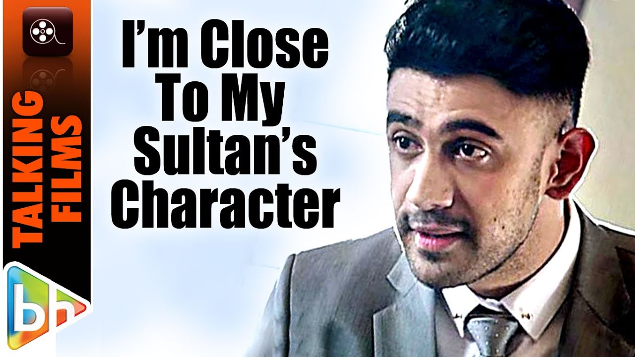 Amit Sadh I Am Very Close To My Sultans Character Youtube