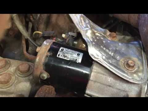 Starter Replacement Tips 2010 Ram 1500 5 7 Hemi With