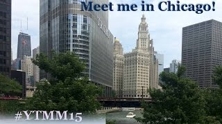 Meet me in Chicago !  YTMM15  #VEDA Day 14