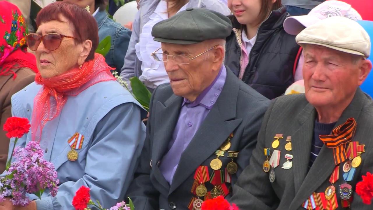 В Быково состоялся митинг, посвящённый 72 годовщине Победы 9 мая