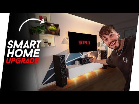 unser-krasses-smart-home-makeover!-😎-(3-tage)-w/-@felixba-&-@techniklike