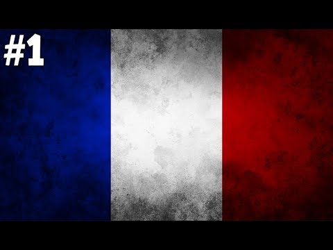 Empire Total War: The French Republic #1- Fuck you Britain