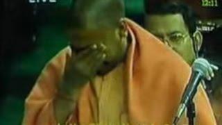 जब योगी ने संसद में दिया सबसे भावुक भाषण,रो पड़े थे योगी जी, When Yogi adityanath cried in parliament