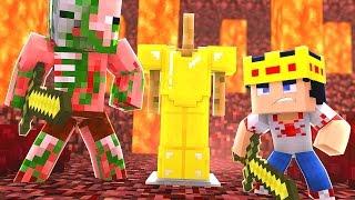 Minecraft Mods: Who's Your Family? A GRANDE FAMÍLIA DOS PIGMANS