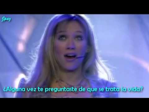 What Dreams Are Made Of  -   Hilary Duff  -  (Subtítulos en Españo)l