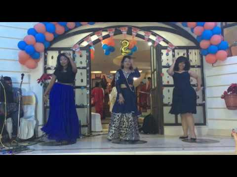 Dance performance on  mix songs | Thamel Bazar | Break Up song | Shape of you