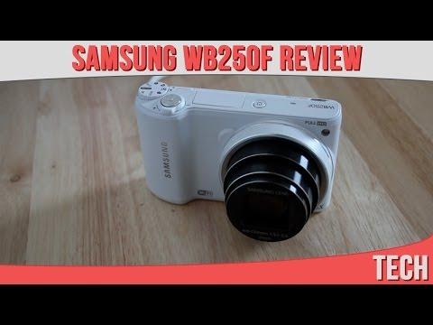 Samsung WB250F Digital Camera Review