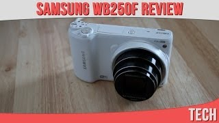 Samsung WB250F Digital Camera Review