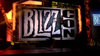 BlizzCon 2013 - репортаж (Diablo 3: Reaper Of Souls, Warlords Of Draenor, Legacy Of The Void)