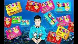 TOY BOX EĞLENCELİ SÜPRİZ OYUNCA KUTULARI AÇTIK 2 有趣的儿童视频 楽しい子供のビデオ 재미있는 어린이 비디오