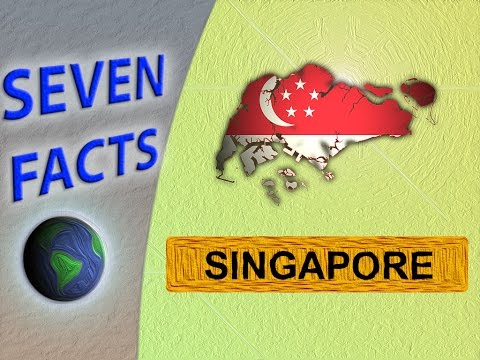 7 Facts about Singapore