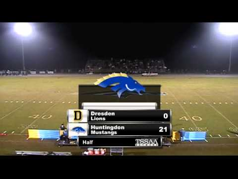 Football - Huntingdon vs. Dresden