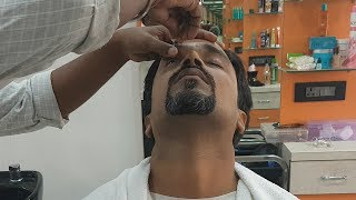 Fusion Head Massage with Neck Cracking