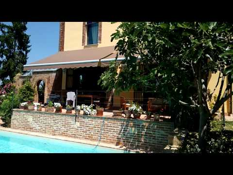 B&B Monferrato Villa Hortensia Asti Alessandria Bed and Breakfast