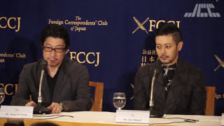 JCCテレビすべて http://jcc.jp/ ~外国特派員協会での会見を生中継&ア...