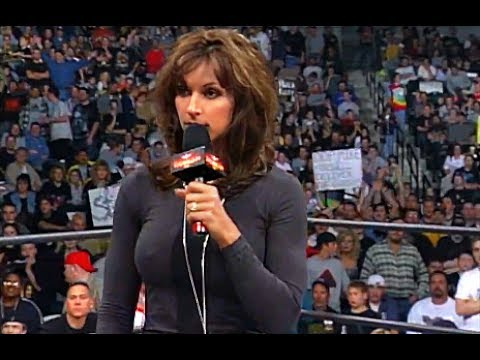 720pHD: WCW Nitro 110899  Kimberly Page confronts David Flair