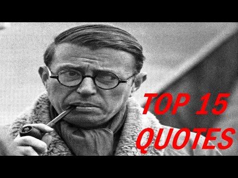 Jean-Paul Sartre Quotes && 15 Popular Quotes