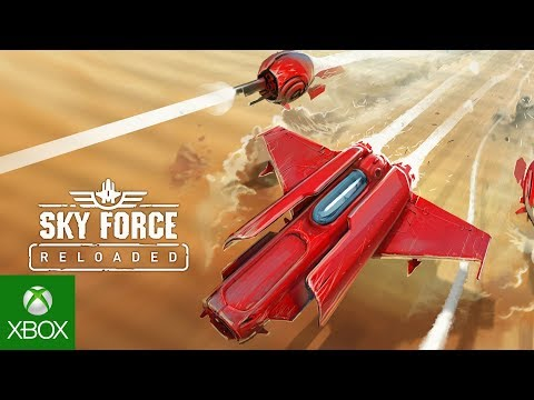 Sky Force Reloaded: Xbox One Launch Trailer