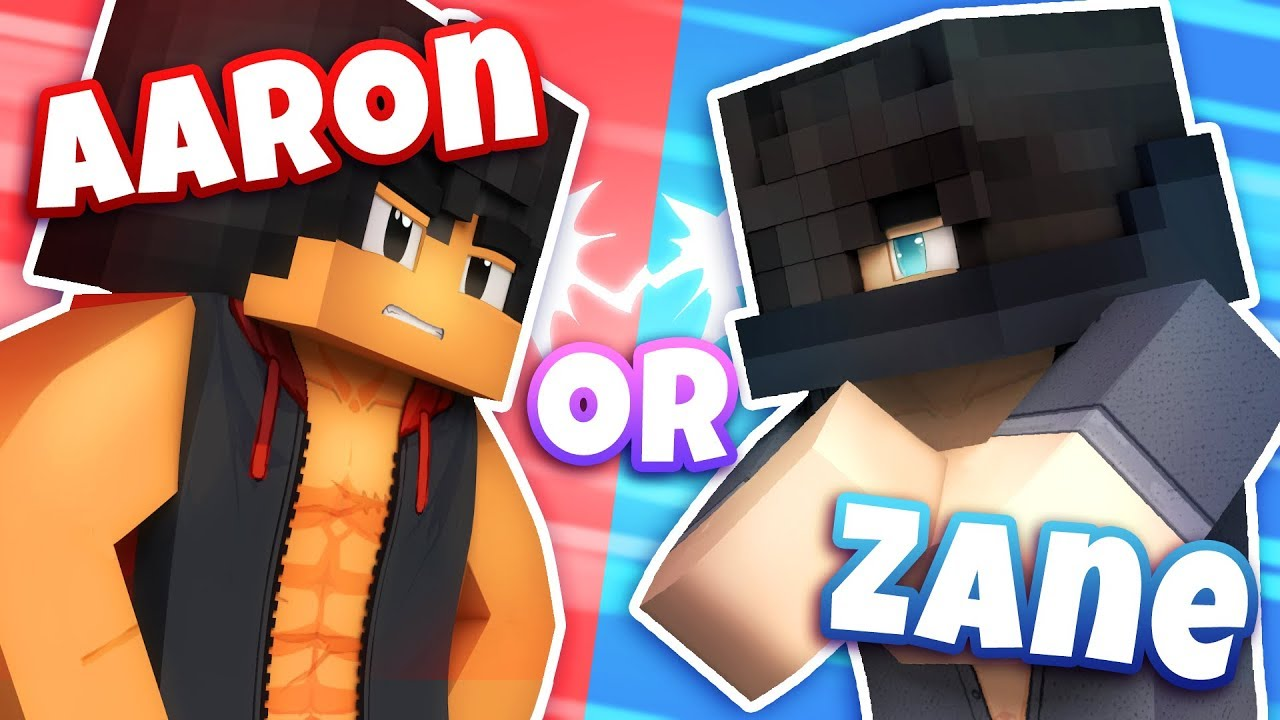 Download Would You Date Aaron or Zane? - [MINECRAFT - WOULD YOU RATHER?]