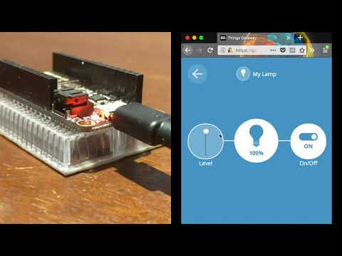 Making a Web Thing on the ESP8266 - Mozilla Hacks - the Web