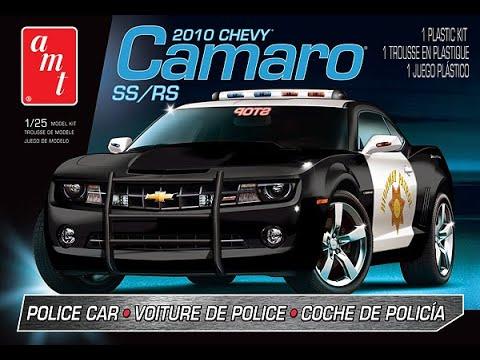 Gotham City Police Interceptor 2010 Camaro