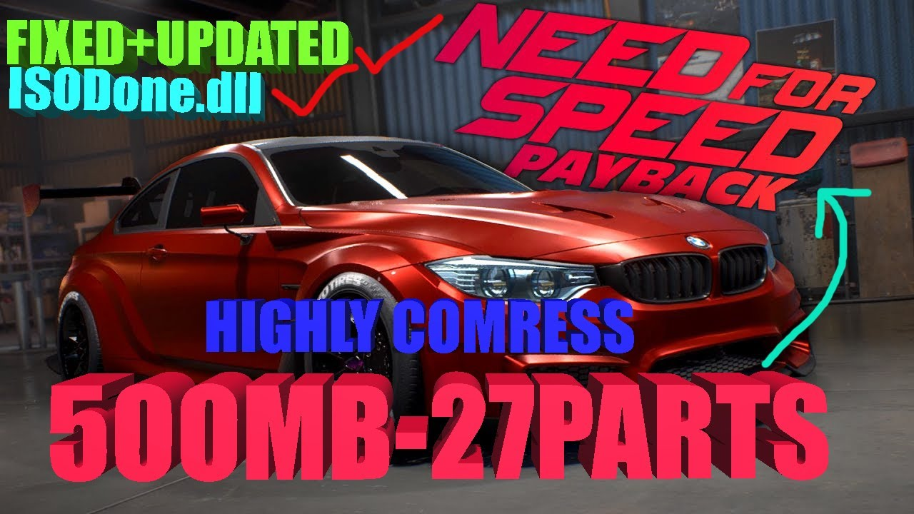 need for speed payback free download highly compressed