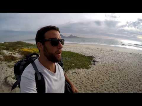 Comprando um Kitesurf e um Wetsuit em Cape Town com dicas da cidade