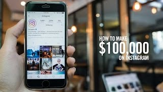 How to Make $100,000 On Instagram - Ask the Pro