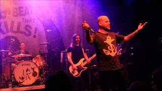 The Bronx live at Pustervik, Gothenburg (2012-12-12)