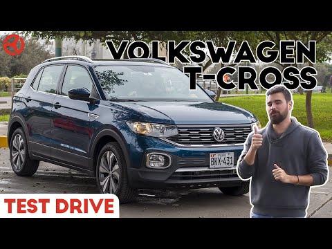 VOLKSWAGEN T-CROSS: Probamos la SUV que faltaba en el mercado 😎 | Test Drive | TODOAutos.pe