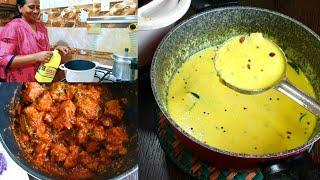 ചേച്ചിന്റെ trivandrum style ഊണ് Vlog/Simple Lunch Meal Vlog/ Ayeshas Kitchen