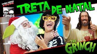 🎬 TRETA DE NATAL e O Grinch - Irmãos Piologo Filmes