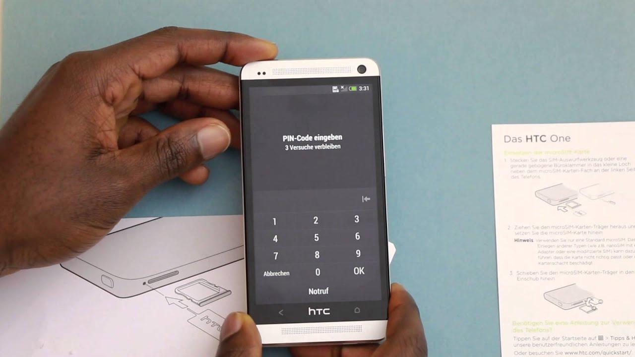 htc one m7 sim karte Welche Sim Karte gehört ins HTC ONE micro sim und HTC ONE