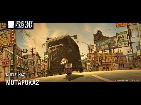 『MUTAFUKAZ』予告編   MUTAFUKAZ - Trailer