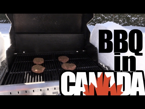 How To BBQ - Canada Style