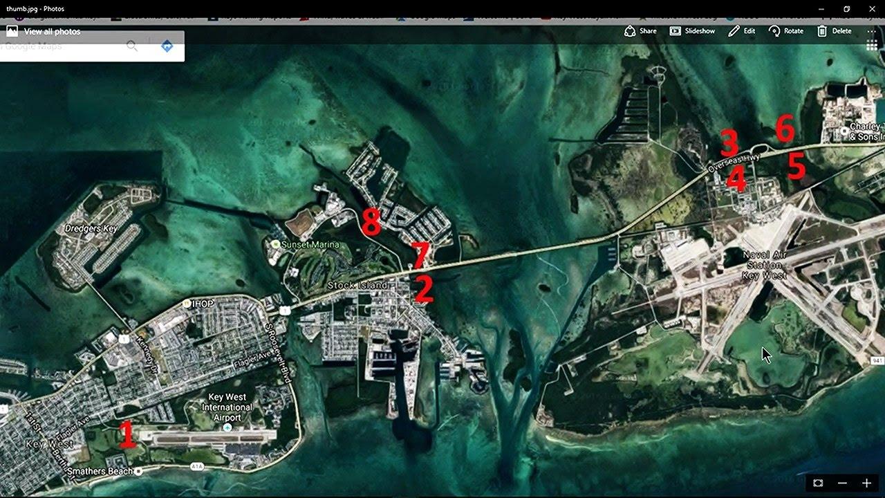 All About The Bait - Key West Bait Spots