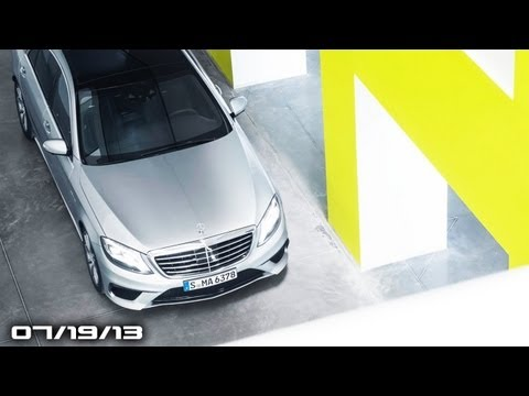 Honda Mean Mower, Bernie Bribery, 2014 Mercedes S63 AMG, New VW Phaeton, & Rapid Fire News!