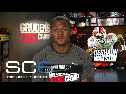 Deshaun Watson Full Interview On SC6 | SC6 | March 23, 2017