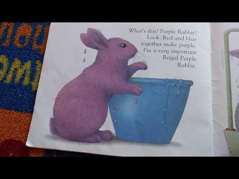 White Rabbit\'s Color Book - YouTube